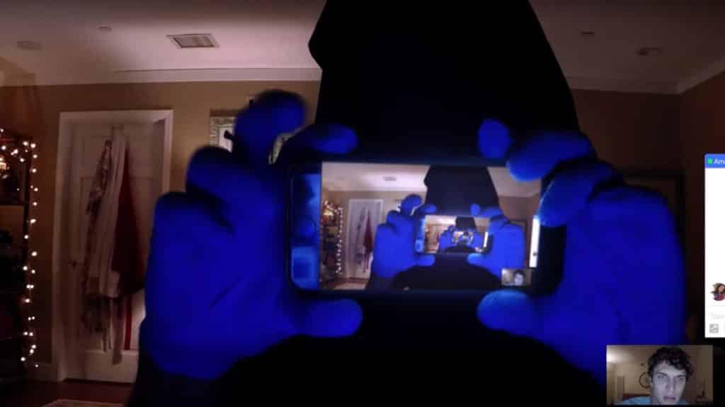 Unfriended Dark Web Killer camera