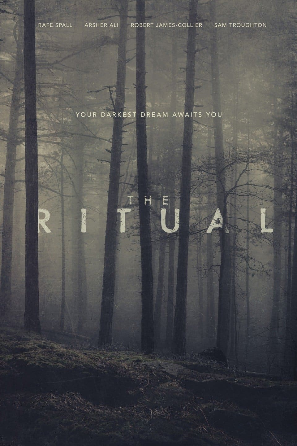 The Ritual movie poster