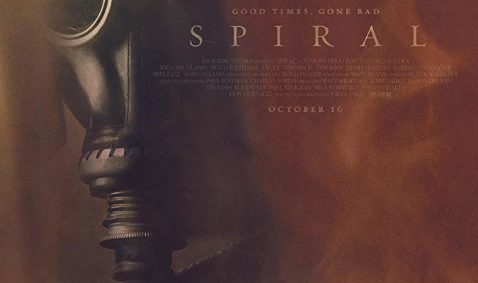 Spiral Horror Movie (2018) Poster