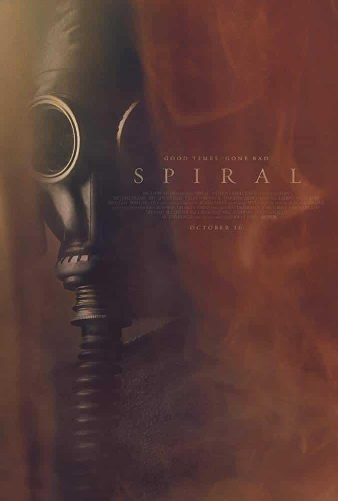 Spiral Horror Movie (2018) Poster