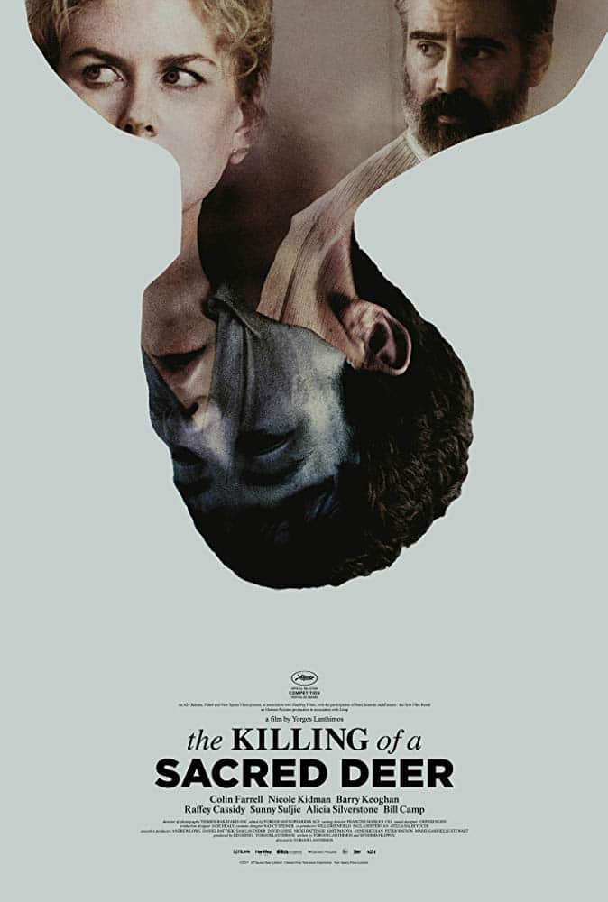 The Killing of a Sacred Deer movie poster