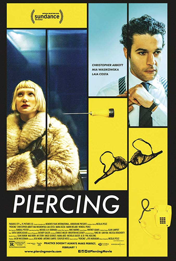 Piercing Movie Poster