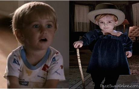 Little man Gage from the original Pet Sematary