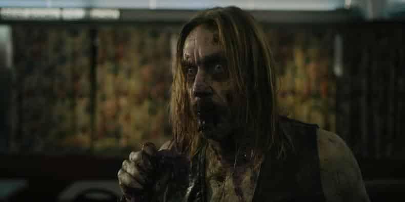 Zombie Iggy Pop