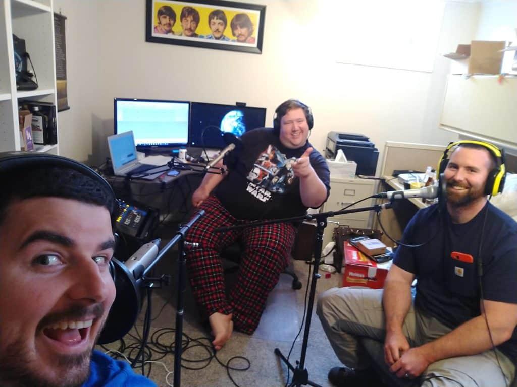 The Horror Movie Talk Crew