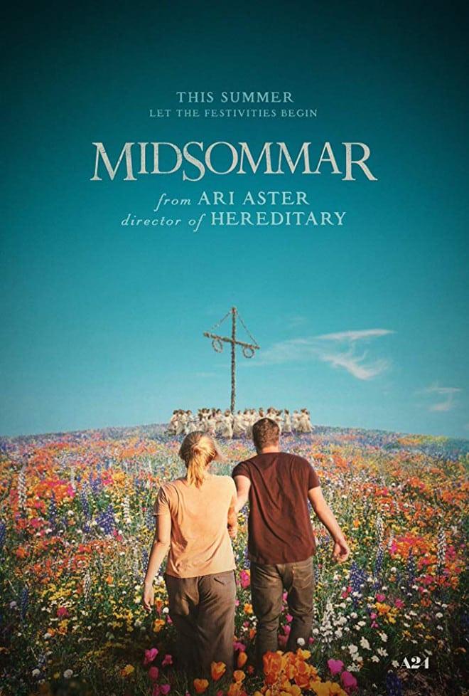 Midsommar teaser poster