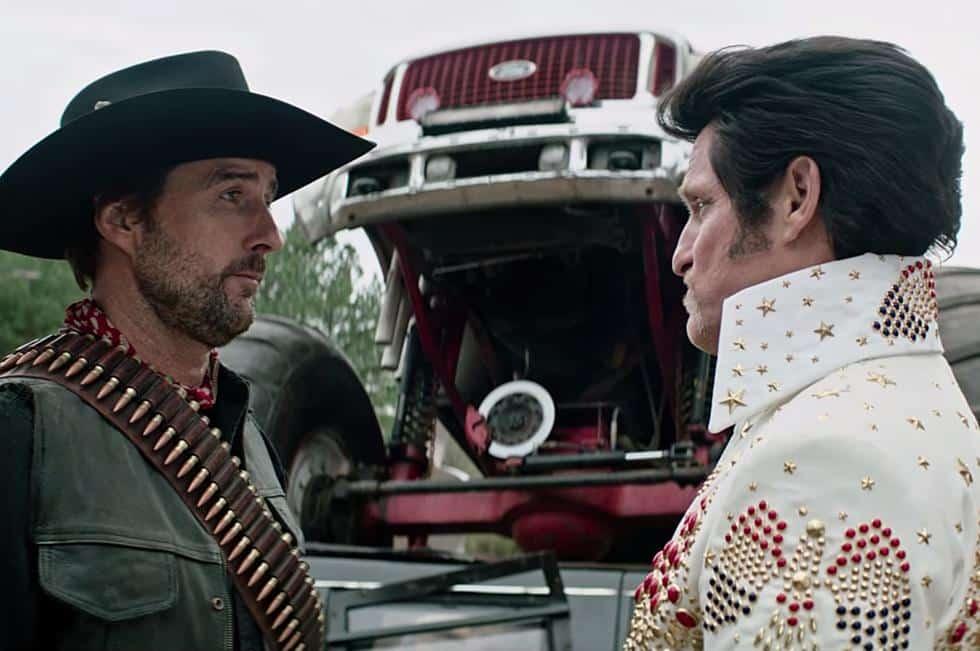 Luke Wilson and Woody Harrelson in Zombieland Double Tap