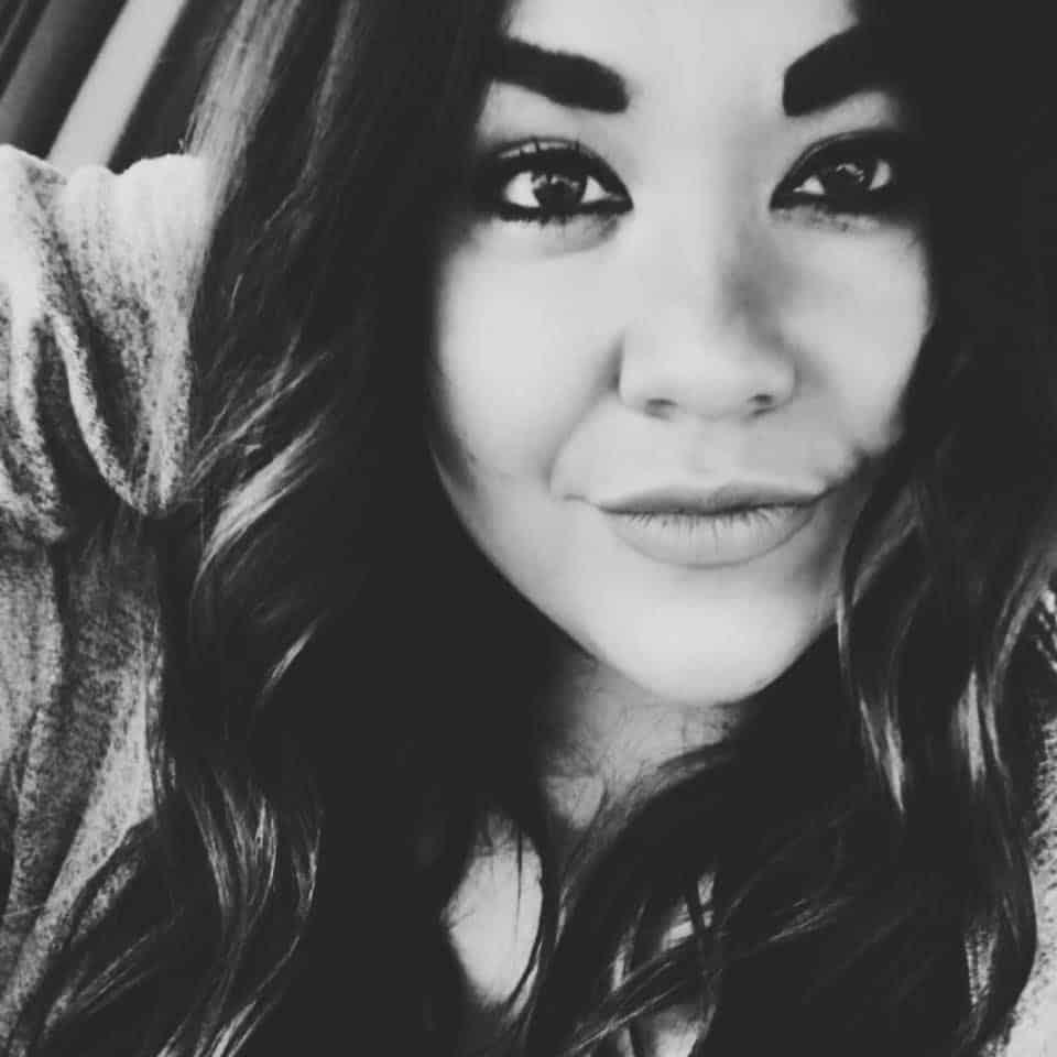 Nikki the blog writer for Horror Movie Talk