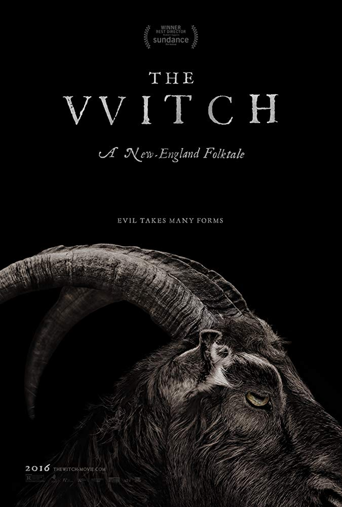 Poster for The Witch Review