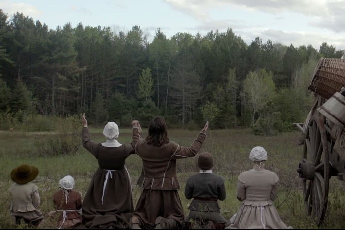 The family in The Witch Sanctifies their land