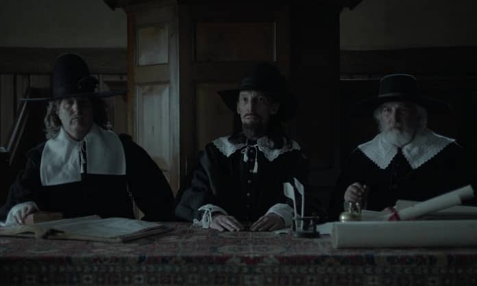 Puritan Judges in The VVitch