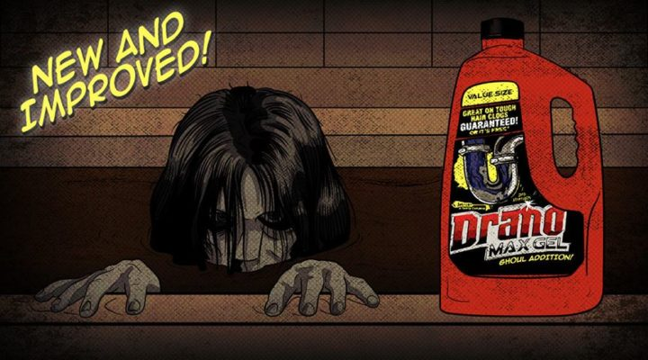 The Grudge Tub Draino