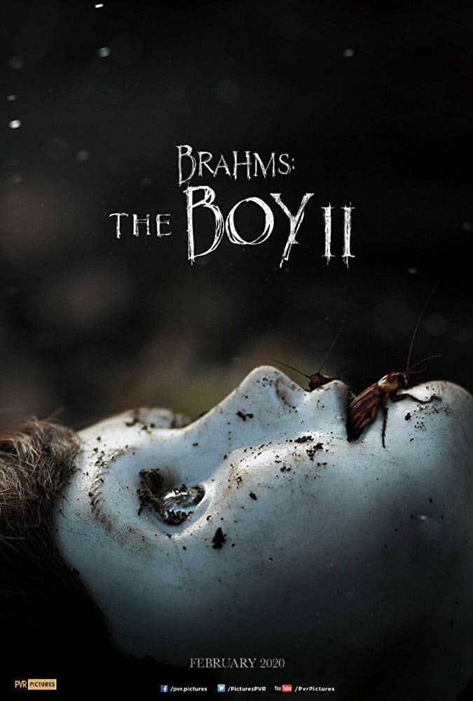 Brahms The Boy II movie poster