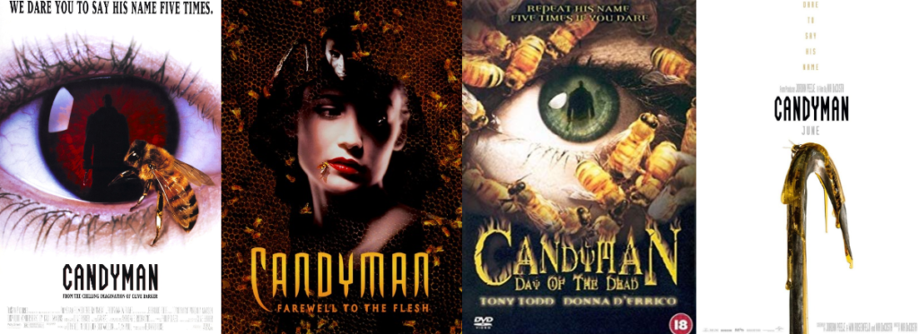 Candyman movie posters