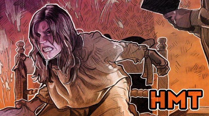 Exorcism of Emily Rose Horror Movie Talk Illustration