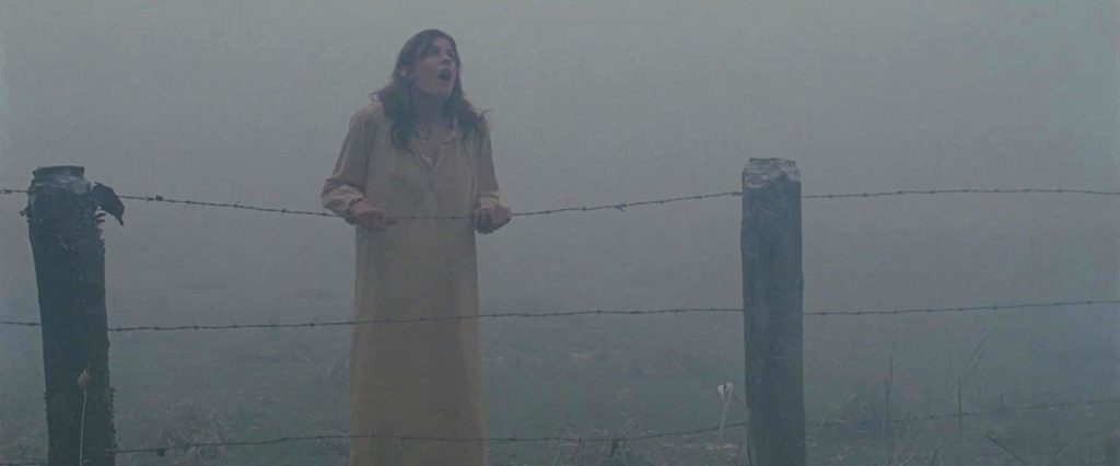 The Exorcism of Emily Rose barbwire fence