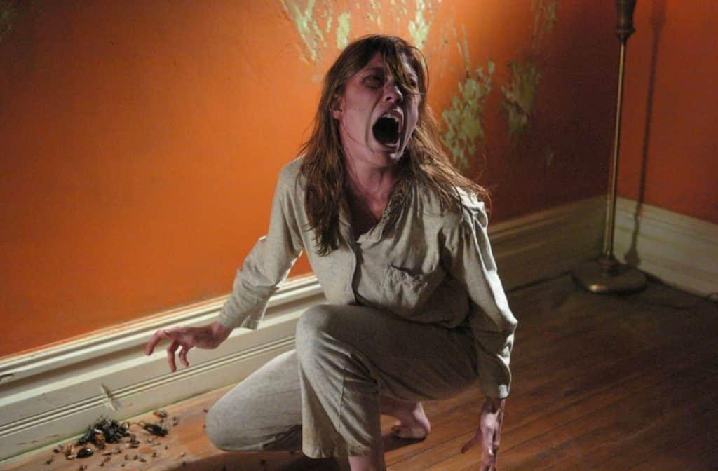 The Exorcism of Emily Rose bug eating