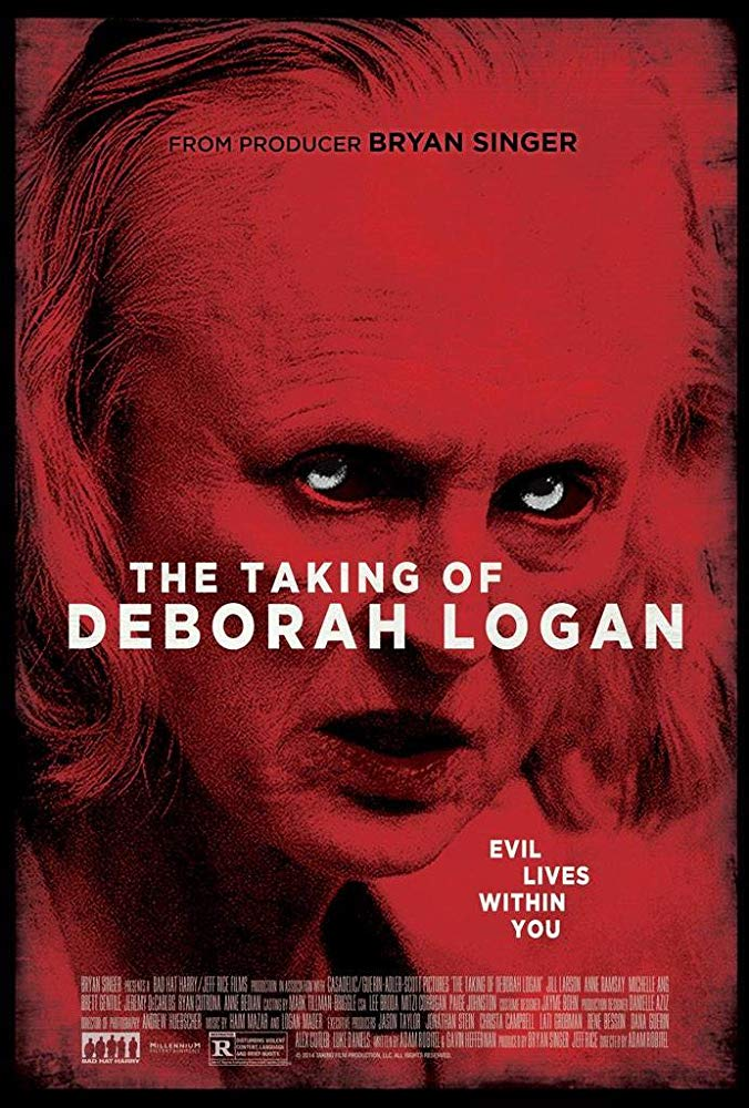 The Taking of Deborah Logan movie poster