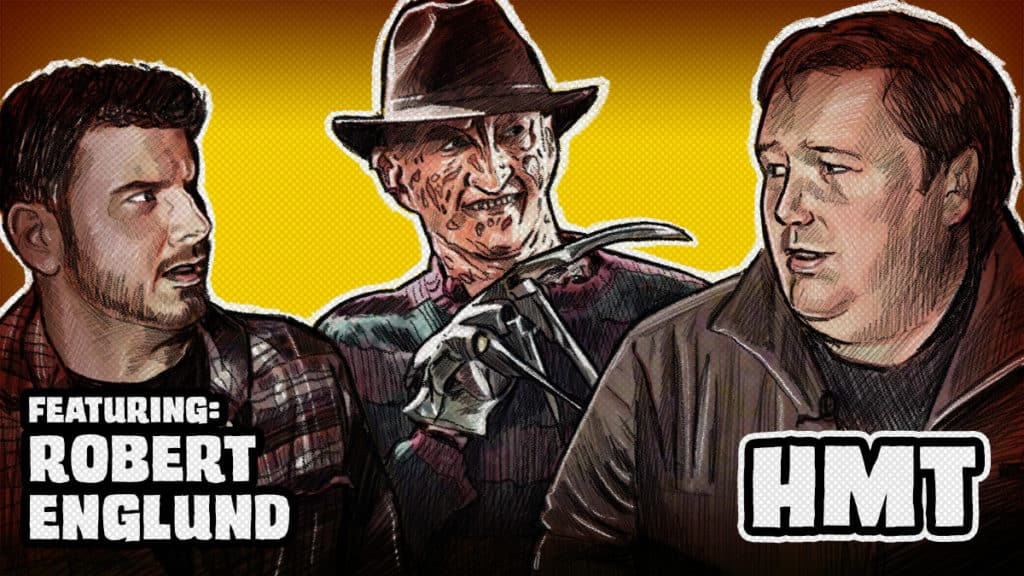 A Nightmare on Elm Street Review and Robert Englund Interview Featured Image