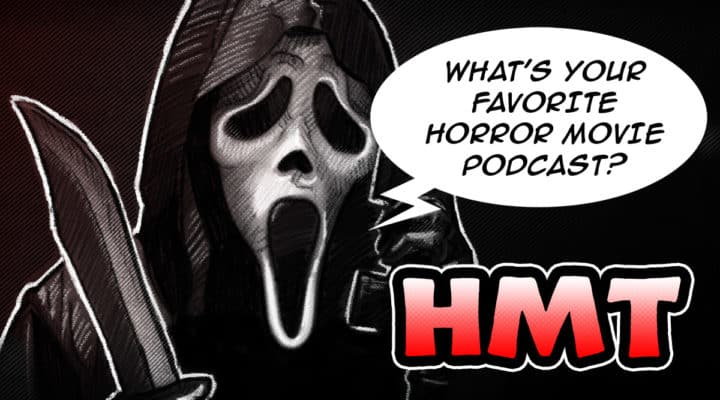 Scream Illustration Horror Movie Talk
