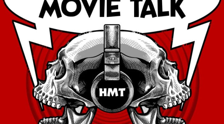 Horror Movie Talk podcast logo