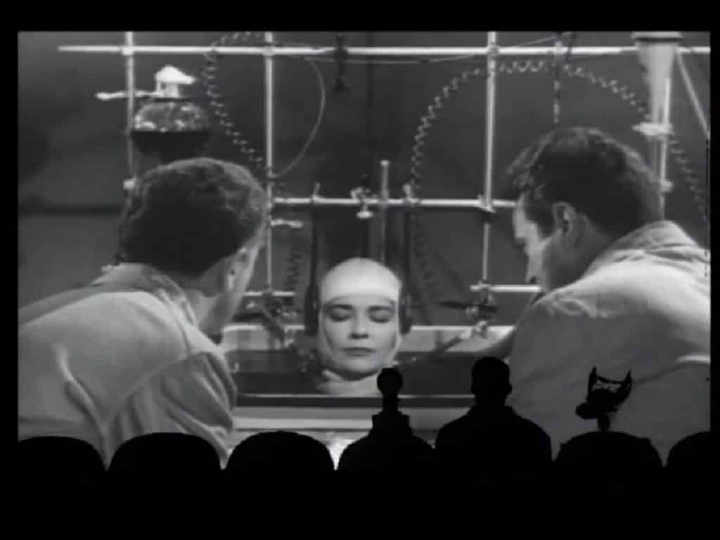 The Original The BRain That Wouldn't Die on MST3K
