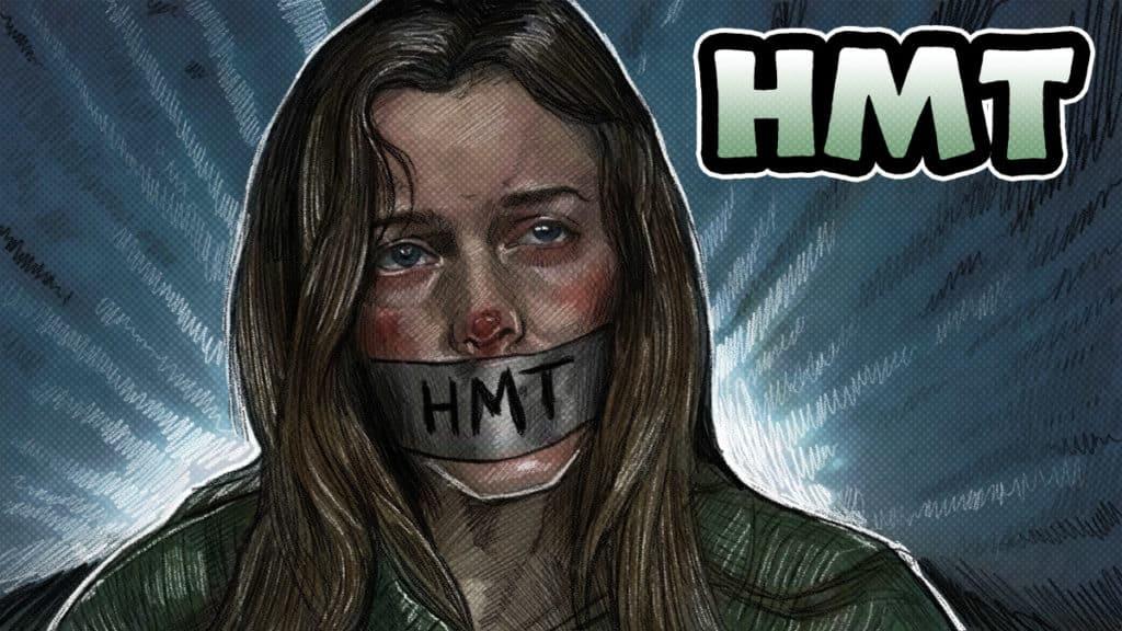The Lodge Horror Movie Talk Illustration
