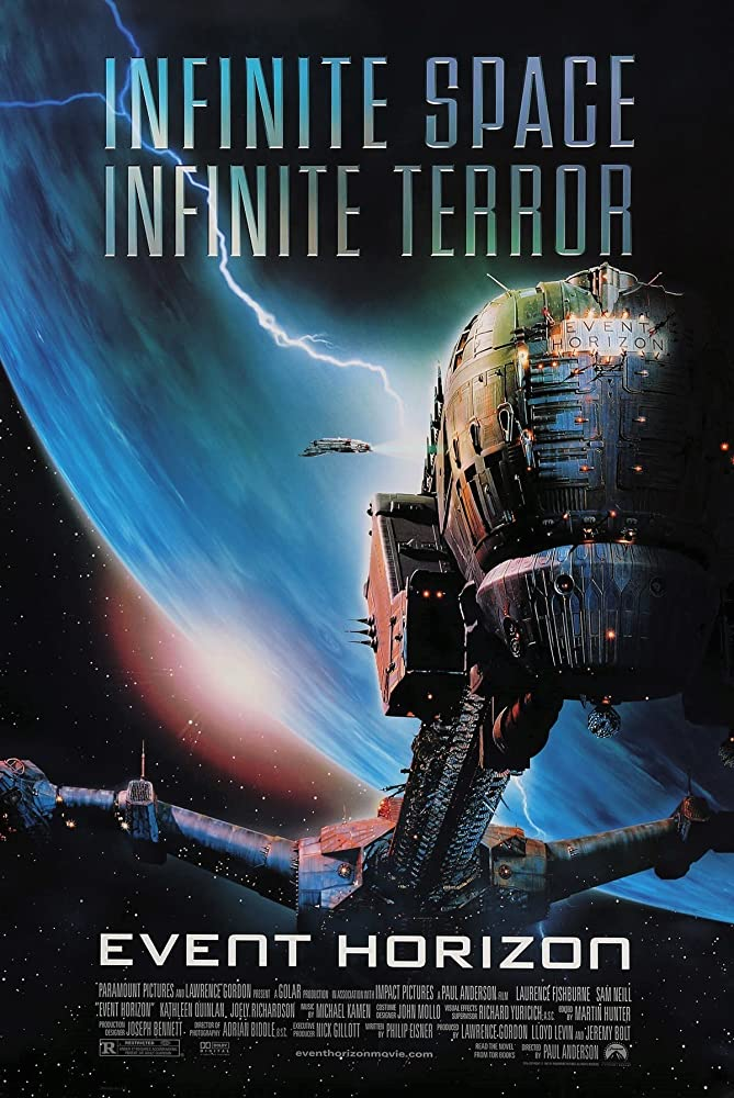 Event Horizon movie poster
