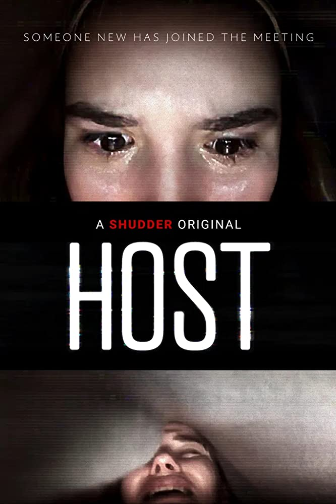 Host movie poster