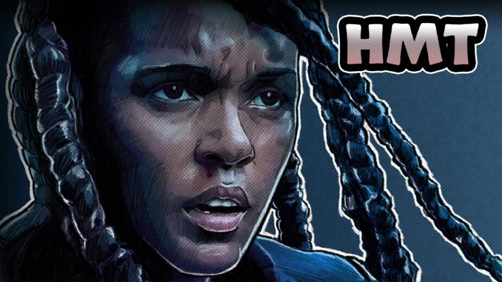 Antebellum illustration Horror Movie Talk