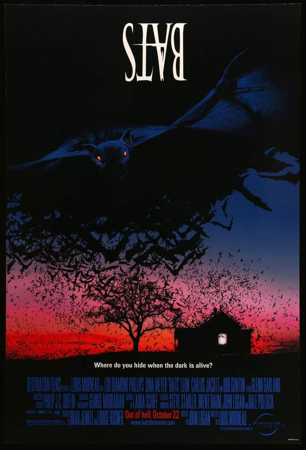 Bats movie poster