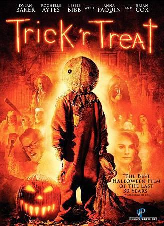 Trick'r Treat movie poster