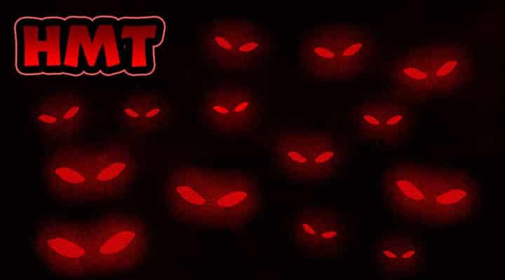 Bats movie illustration horror movie talk