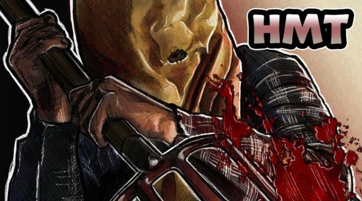 Friday the 13th Part 2 illustration Horror Movie Talk Podcast