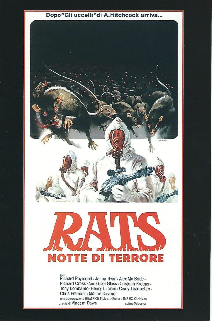 Rats: Night of Terror Poster