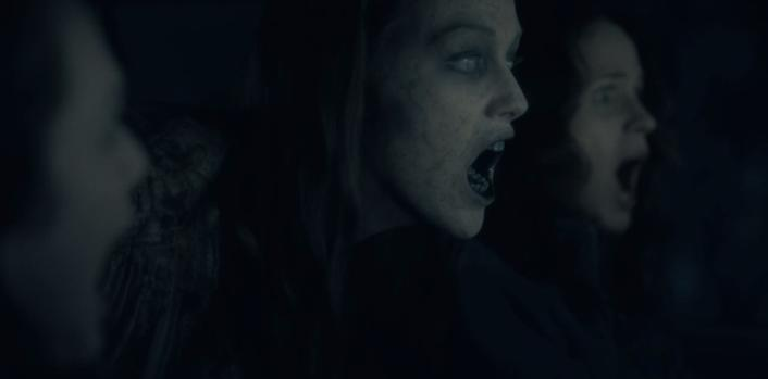 The Haunting of Hill House Nell Jumpscare