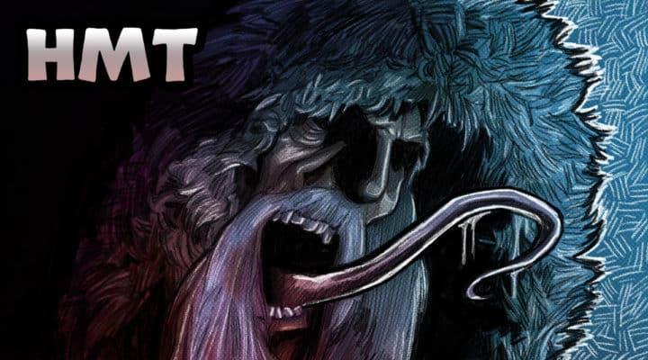 Krampus Illustration by Horror Movie Talk