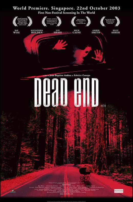 Dead End movie poster