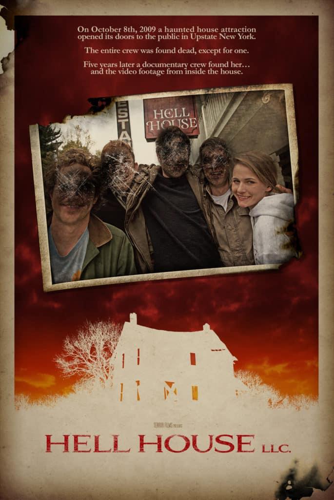 Hellhouse LLC movie poster