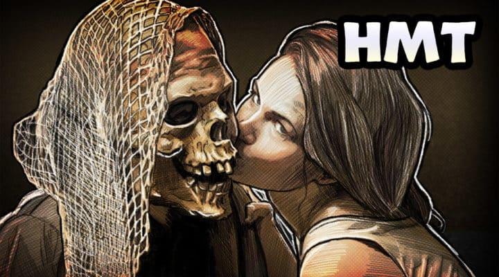 Hellhouse LLC Illustration by Horror Movie Talk
