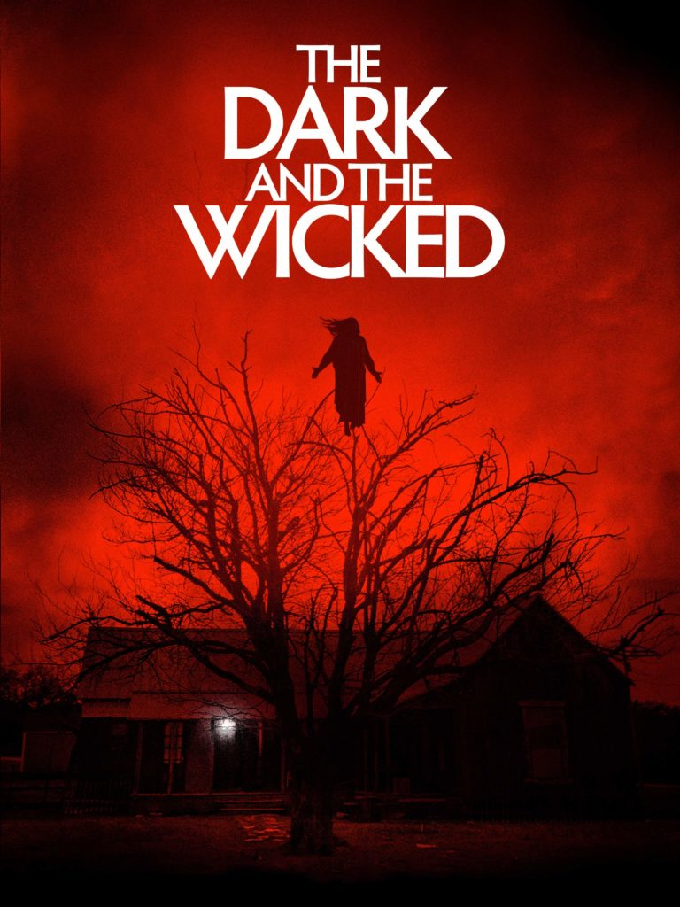 The Dark and The Wicked movie poster