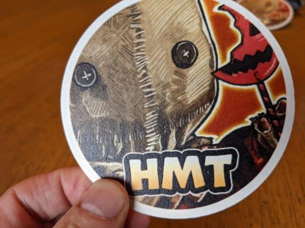 Trick'R Treat Coaster by Horror Movie Talk