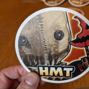 Trick'R Treat Coaster by Horror Movie Talk