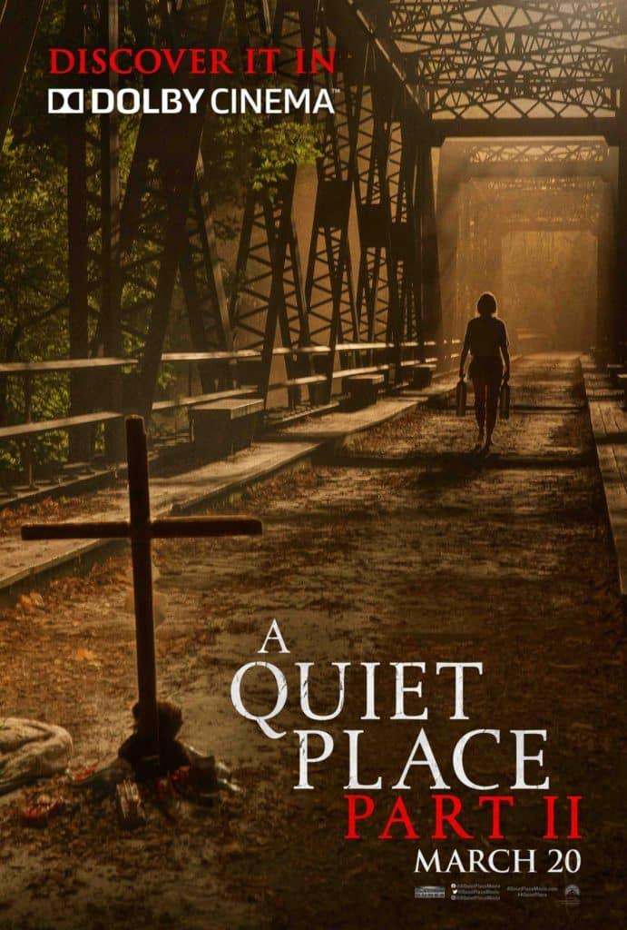 A Quiet Place Part 2 movie poster
