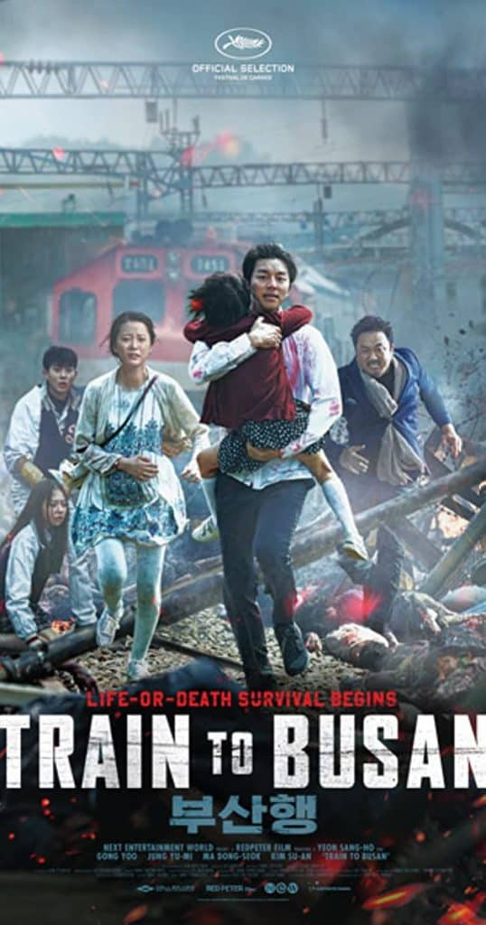 Hi David, this is the Train to Busan Poster