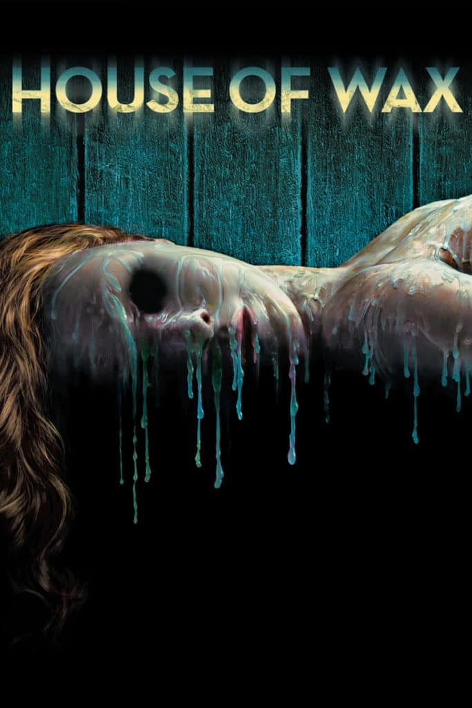 House of Wax 2005 Movie poster