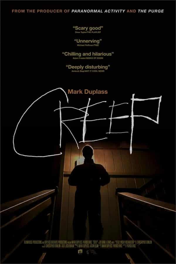 Creep movie poster