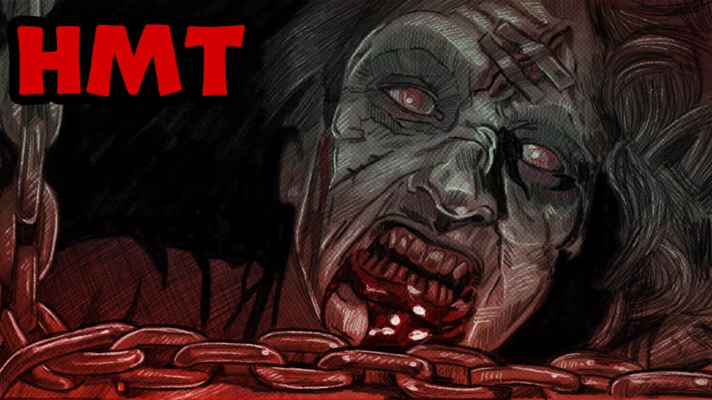 The Evil Dead (1981) Featured Image
