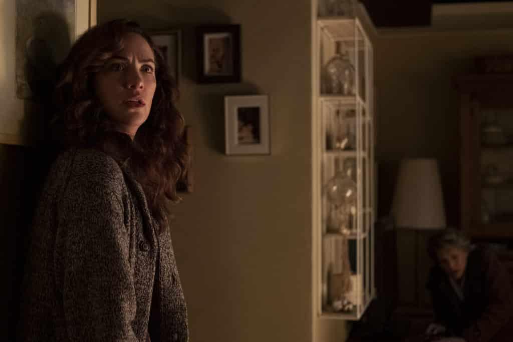 KATE SIEGEL as ERIN GREENE in episode 107 of MIDNIGHT MASS
